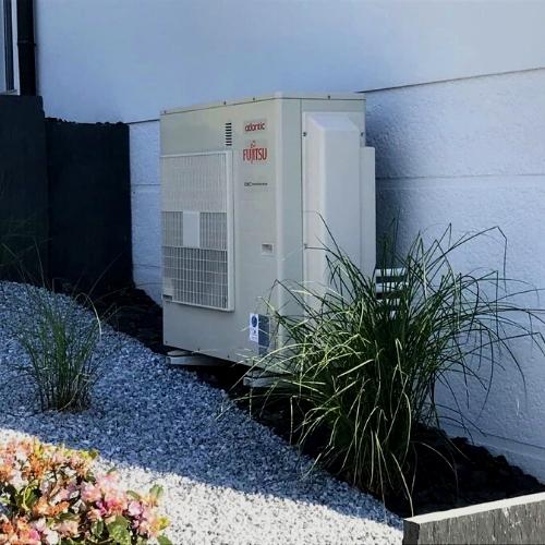 Installation, maintenance et réparation de climatisation et pompe à chaleur