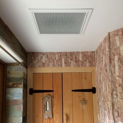 Climatisation hôtel : climatisation gainable, climatisation encastrée